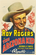 "Movie Posters:Western, The Arizona Kid (Republic, 1939). One Sheet (27"" X 41"")...."