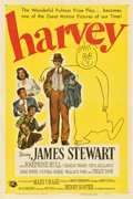 "Movie Posters:Comedy, Harvey (Universal International, 1950). One Sheet (27"" X 41"")...."