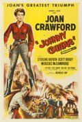 """Movie Posters:Western, Johnny Guitar (Republic, 1954). One Sheet (27"""" X 41"""")...."""