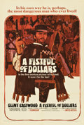 """Movie Posters:Western, A Fistful of Dollars (United Artists, 1967). One Sheet (27"""" X41"""")...."""