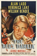 "Movie Posters:Film Noir, The Blue Dahlia (Paramount, 1946). One Sheet (27"" X 41"")...."