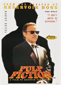 "Movie Posters:Crime, Pulp Fiction (Miramax, 1994). British Posters (5) (24"" X 34"").... (Total: 5 Items)"