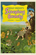 "Movie Posters:Animated, Sleeping Beauty (Buena Vista, 1959). One Sheet (27"" X 41"") StyleB...."