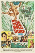 "Movie Posters:Sports, Ride the Wild Surf (Columbia, 1964). One Sheet (27"" X 41"")...."