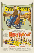 """Movie Posters:Elvis Presley, Roustabout (Paramount, 1964). One Sheet (27"""" X 41"""")...."""