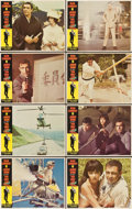 "Movie Posters:James Bond, You Only Live Twice (United Artists, 1967). Lobby Card Set of 8(11"" X 14"").... (Total: 8 Items)"
