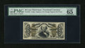 Fractional Currency:Third Issue, Fr. 1324 50c Third Issue Spinner PMG Gem Uncirculated 65 EPQ....