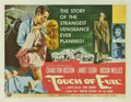"Movie Posters:Film Noir, Touch Of Evil (Universal International, 1958). Half Sheet (22"" X28"")...."