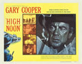 """Movie Posters:Western, High Noon (United Artists, 1952). Half Sheet (22"""" X 28"""") Style A...."""