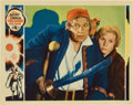 "Movie Posters:Adventure, Treasure Island (MGM, 1934). Lobby Cards (4) (11"" X 14"")....(Total: 4 Items)"