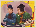 """Movie Posters:Comedy, The Bohemian Girl (MGM, 1936). Lobby Card (11"""" X 14"""")...."""