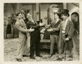 """Movie Posters:Comedy, The Marx Brothers in """"Cocoanuts"""" (Paramount, 1929). Still (8"""" X10"""")...."""