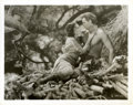 """Movie Posters:Adventure, Johnny Weissmuller and Maureen O'Sullivan in """"Tarzan the Ape Man"""" (MGM, 1932). Stills (3) (8"""" X 10"""").... (Total: 3 Items)"""