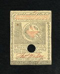 Colonial Notes:Massachusetts, Massachusetts May 5, 1780 $2 Choice New. This is a lovely example of this later date Massachusetts issue. The print quality ...