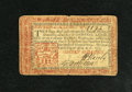 Colonial Notes:Pennsylvania, Pennsylvania April 10, 1777 16s Fine. This is the scarcer varietythat was printed in red and black ink. There is an approxi...