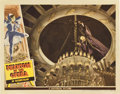 "Movie Posters:Horror, Phantom of the Opera (Universal, 1943). Lobby Card (11"" X 14"")...."