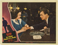 "Movie Posters:Hitchcock, Shadow of a Doubt (Universal, 1943). Lobby Card (11"" X 14"")...."