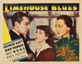 """Movie Posters:Crime, Limehouse Blues (Paramount, 1934). Lobby Card (11"""" X 14"""")...."""