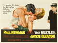 "Movie Posters:Sports, The Hustler (20th Century Fox, 1961). British Quad (30"" X 40"")...."