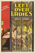 "Movie Posters:Romance, Leftover Ladies (Tiffany, 1931). One Sheet (27"" X 41"")...."
