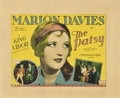 "Movie Posters:Drama, The Patsy (MGM, 1928). Half Sheet (22"" X 28"")...."