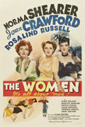 "Movie Posters:Comedy, The Women (MGM, 1939). One Sheet (27"" X 41"") Style C...."