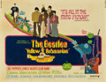 "Movie Posters:Animated, Yellow Submarine (United Artists, 1968). Half Sheet (22"" X 28"")...."