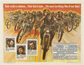 "Movie Posters:Action, The Wild Angels (American International, 1966). Half Sheet (22"" X28"")...."