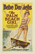 "Movie Posters:Romance, The Palm Beach Girl (Paramount, 1926). One Sheet (27"" X 41"")...."