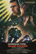 "Movie Posters:Science Fiction, Blade Runner (Warner Brothers, 1982). One Sheet (27"" X 41"")...."