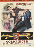 "Movie Posters:James Bond, Goldfinger (United Artists, 1964). French (23.5"" X 31.5"")...."