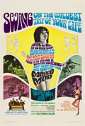 """Movie Posters:Documentary, Mondo Mod (Timely Motion Pictures Inc., 1967). One Sheet (27"""" X 41"""")...."""