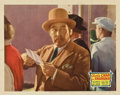 "Movie Posters:Mystery, Charlie Chan in Shanghai (Fox, 1935). Lobby Card (11"" X 14"")...."
