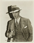 """Movie Posters:Crime, Gary Cooper and Sylvia Sidney in """"City Streets"""" (Paramount, 1931).Stills (2) (11"""" X 14"""").... (Total: 2 Items)"""