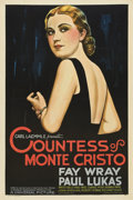 """Movie Posters:Comedy, The Countess of Monte Cristo (Universal, 1934). One Sheet (27"""" X41"""")...."""