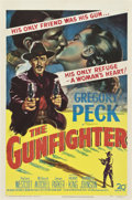 """Movie Posters:Western, The Gunfighter (20th Century Fox, 1950). One Sheet (27"""" X 41"""")...."""