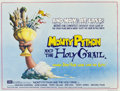 """Movie Posters:Comedy, Monty Python and the Holy Grail (EMI, 1975). British Quad (30"""" X40"""")...."""