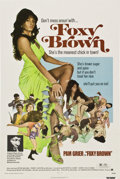 "Movie Posters:Blaxploitation, Foxy Brown (American International, 1974). One Sheet (27"" X41"")...."