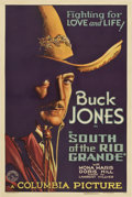 "Movie Posters:Western, South of the Rio Grande (Columbia, 1932). One Sheet (27"" X 41"")...."