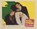 """Movie Posters:Horror, The Return of the Vampire (Columbia, 1943). Lobby Card (11"""" X 14"""")...."""