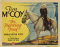 "Movie Posters:Western, The Fighting Fool (Columbia, 1932). Title Lobby Card (11"" X14"")...."