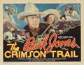"Movie Posters:Western, The Crimson Trail (Universal, 1935). Title Lobby Card (11"" X 14"")...."