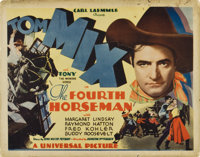 "The Fourth Horseman (Universal, 1932). Title Lobby Card (11"" X 14"")"