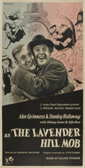 "Movie Posters:Comedy, The Lavender Hill Mob (Rank, 1951). British Three Sheet (38.5"" X 76"")...."