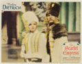 "Movie Posters:Drama, The Scarlet Empress (Paramount, 1934). Lobby Card (11"" X 14"")...."
