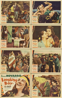 """Laughing Boy (MGM, 1934). Lobby Card Set of 8 (11"""" X 14"""").... (Total: 8 Items)"""
