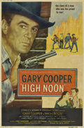 "Movie Posters:Western, High Noon (United Artists, 1952). Poster (40"" X 60"") Style Y...."