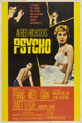 """Movie Posters:Hitchcock, Psycho (Paramount, 1960). Poster (40"""" X 60"""")...."""