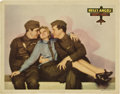 "Movie Posters:War, Hell's Angels (United Artists, 1930). Lobby Card (11"" X 14"")...."