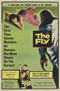 """Movie Posters:Horror, The Fly (20th Century Fox, 1958). Poster (40"""" X 60"""") Style Z...."""